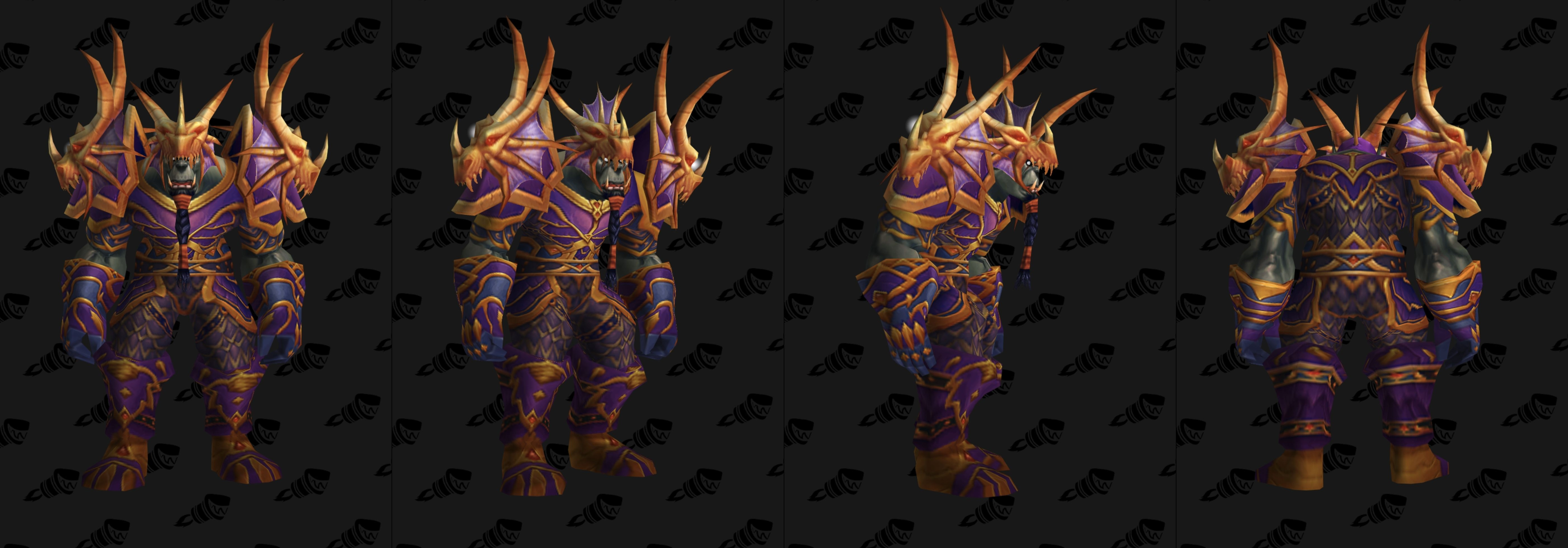 Tier 2 Set Overview Classic Wow Guides Wowhead