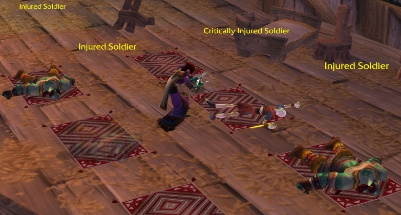 Classic WoW First Aid Profession Guide & Leveling 1-300 - Guides - Wowhead