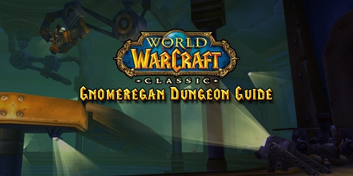 Classic WoW Gnomeregan Dungeon Guide - Guides - Wowhead
