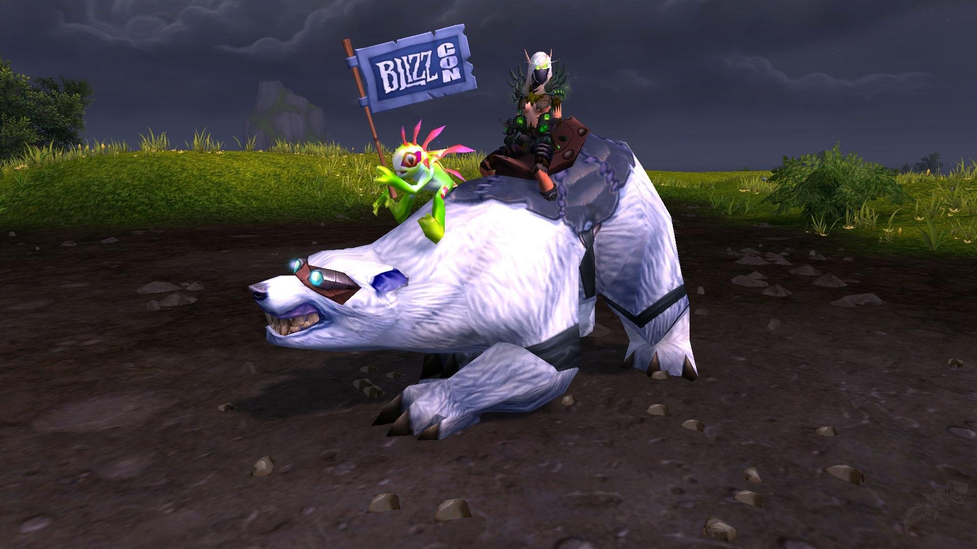 Big Blizzard Bear - Item - World of Warcraft