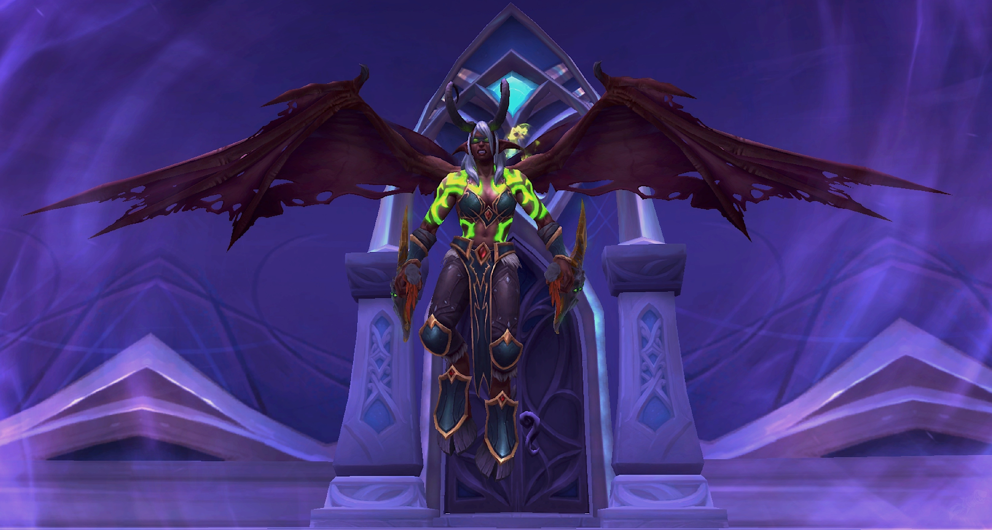 Dämonenjäger Klasse World Of Warcraft
