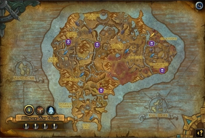 Comprehensive Nazjatar Guide - Guides - Wowhead