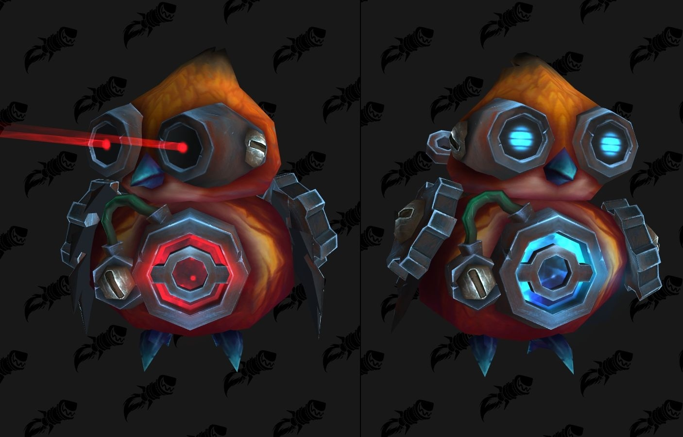 Wowhead Model Viewer Update - Particles, Animation Fixes