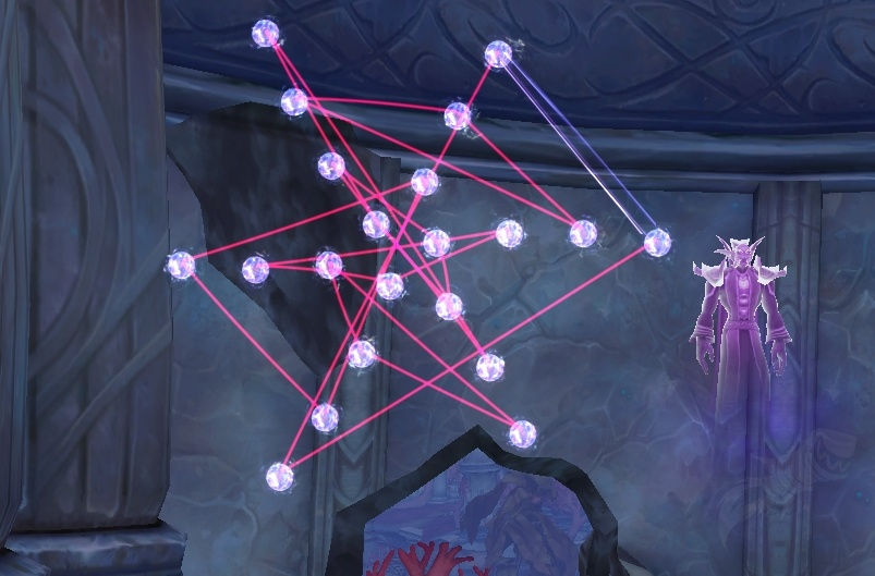 untangle world quest in nazjatar