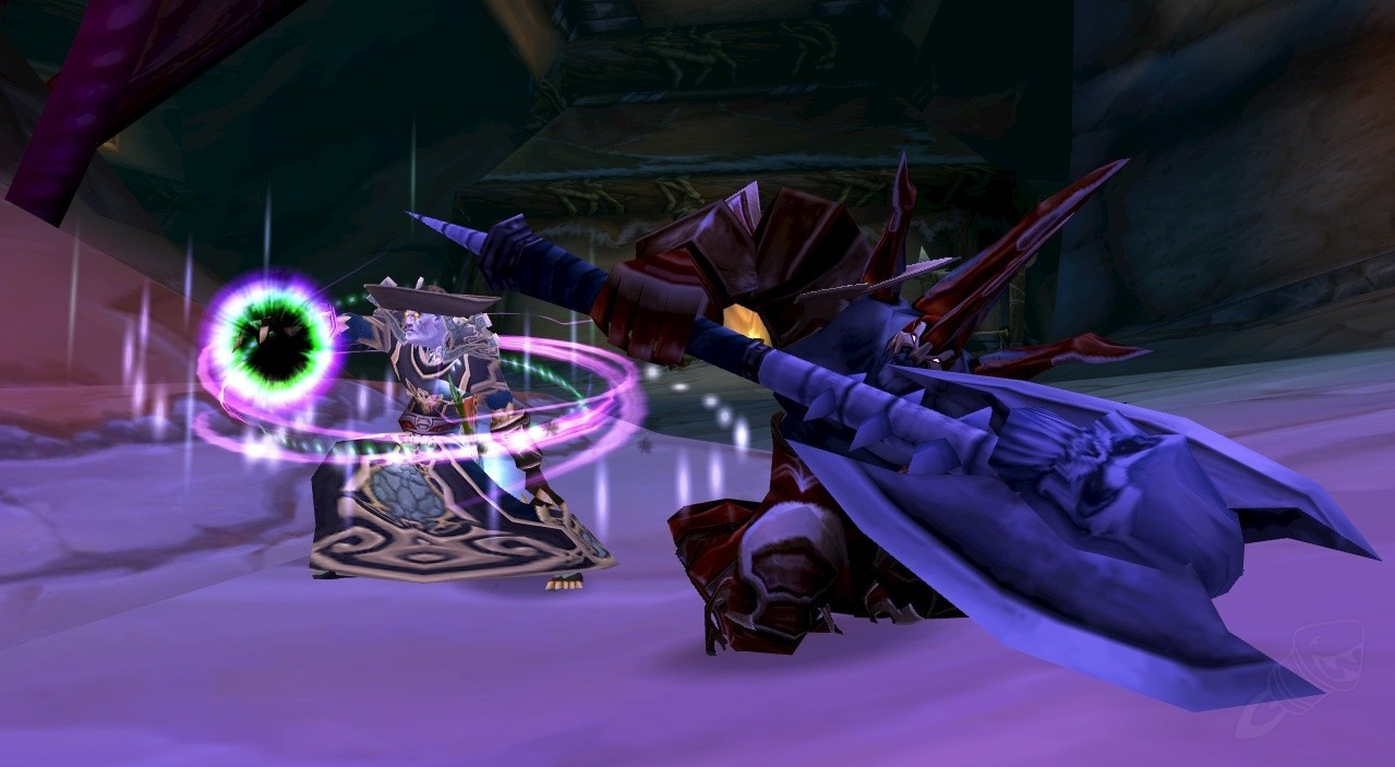 Demonic Sacrifice Spell World Of Warcraft