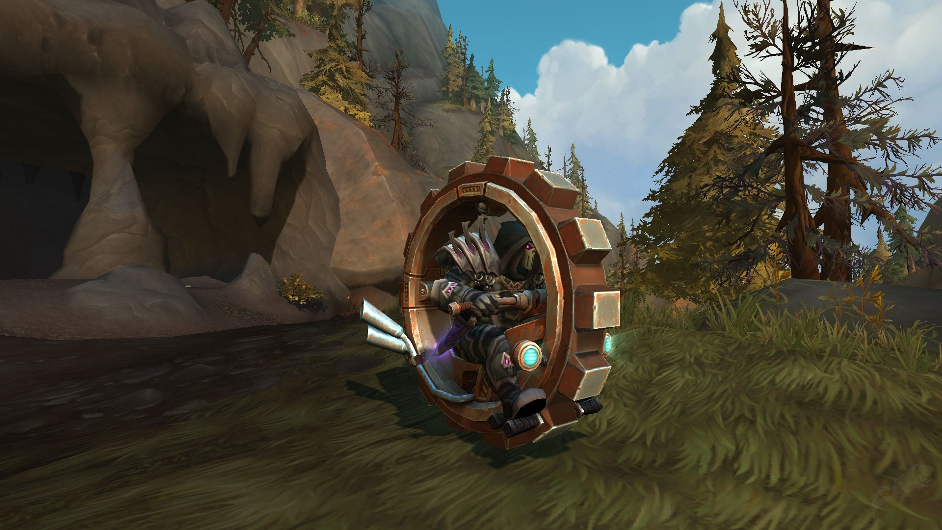 Rusted Keys to the Junkheap Drifter - Item - World of Warcraft