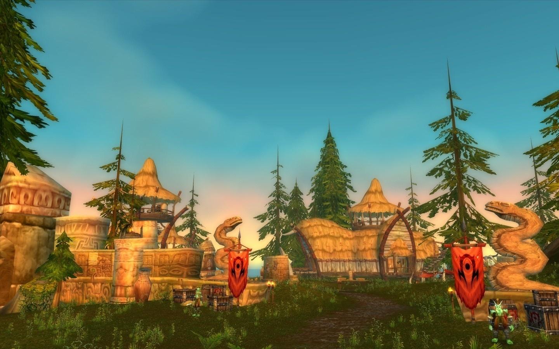 The Hinterlands - Zone - World of Warcraft
