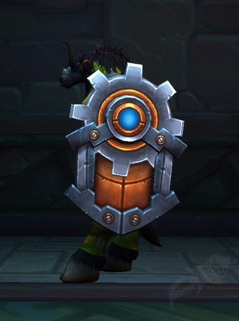 Reinforced Grease Deflector - Item - World of Warcraft