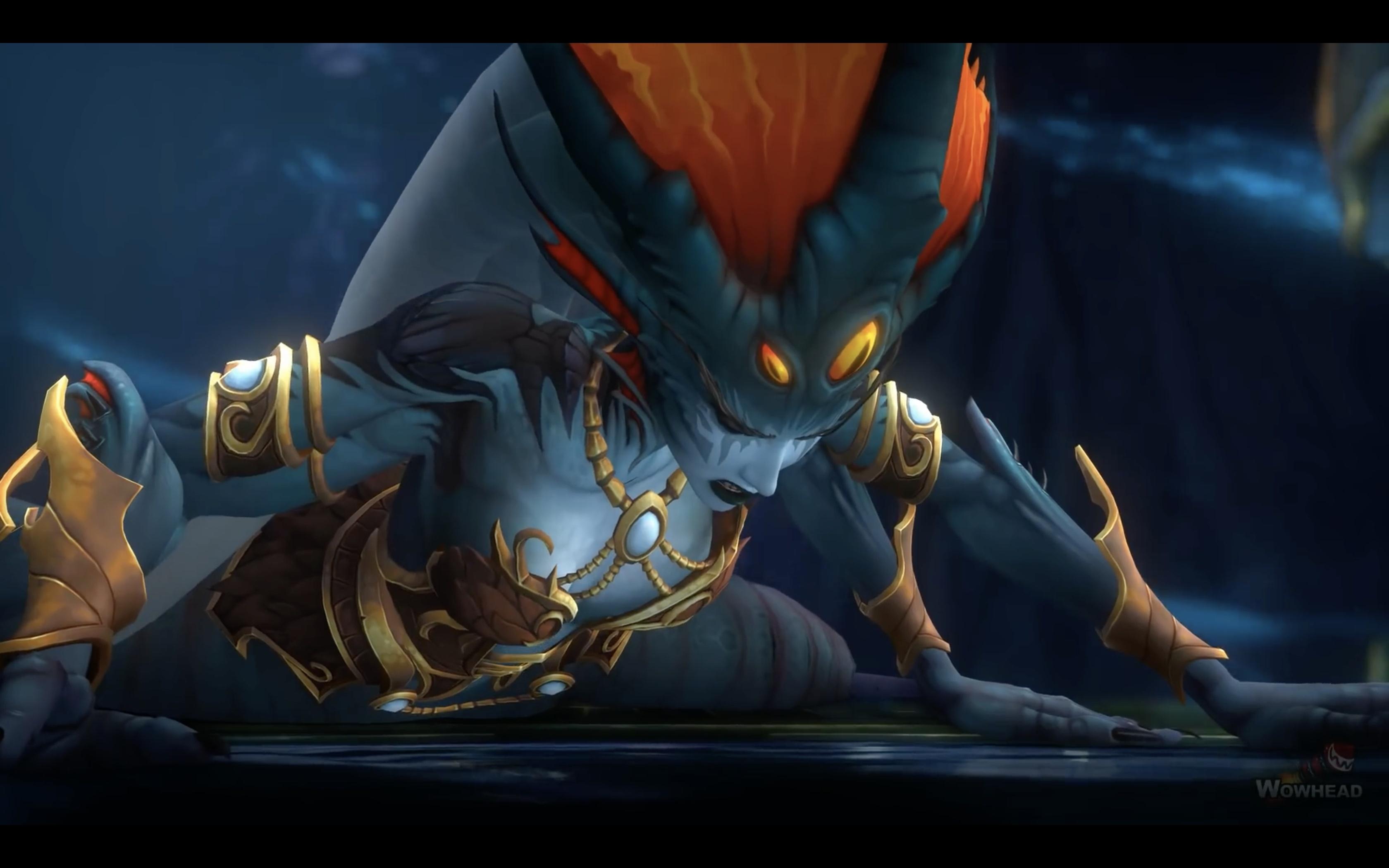 Azshara's Third Death and the Final Boss of BFA - Eternal