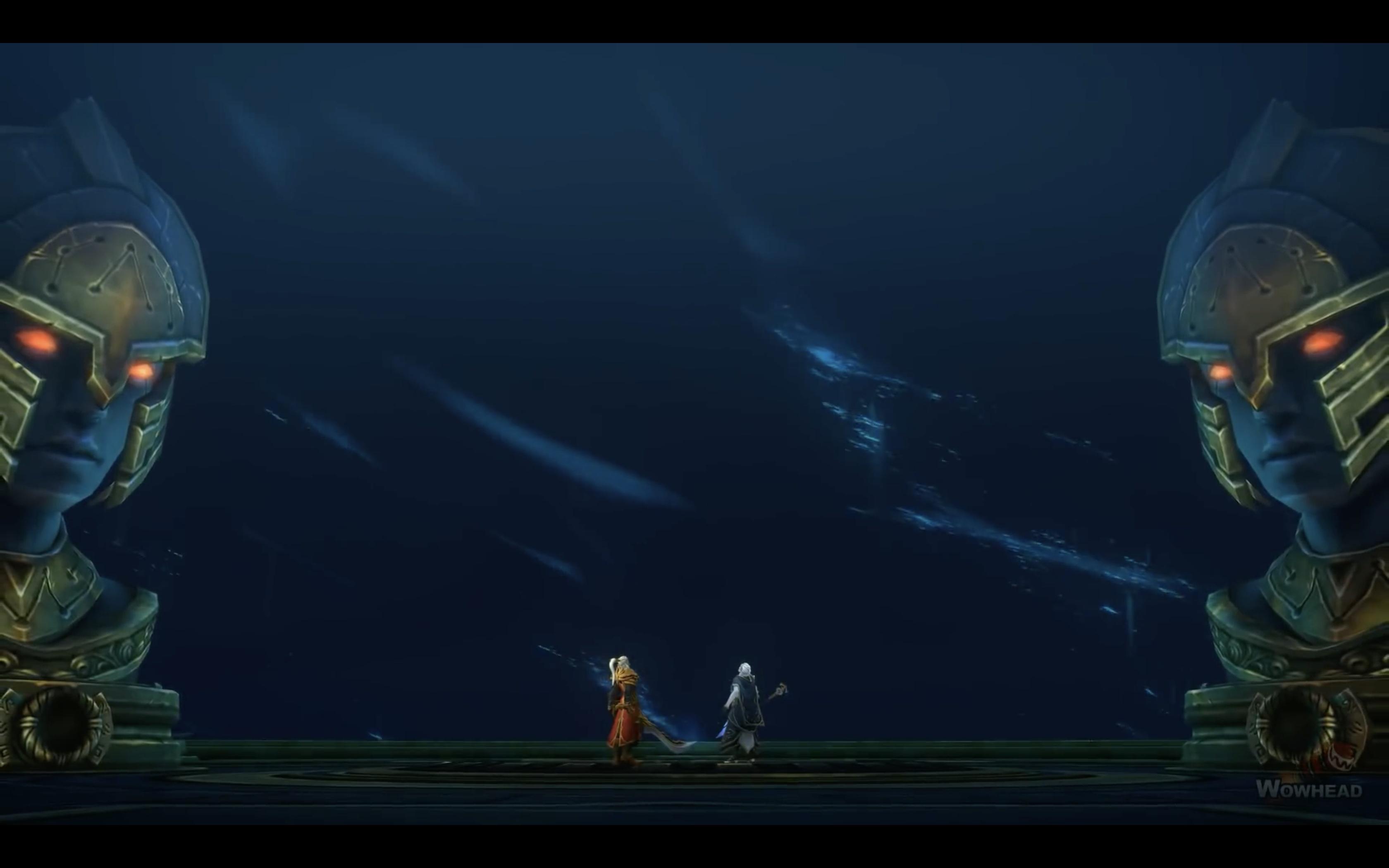 Azshara's Third Death and the Final Boss of BFA - Eternal Palace