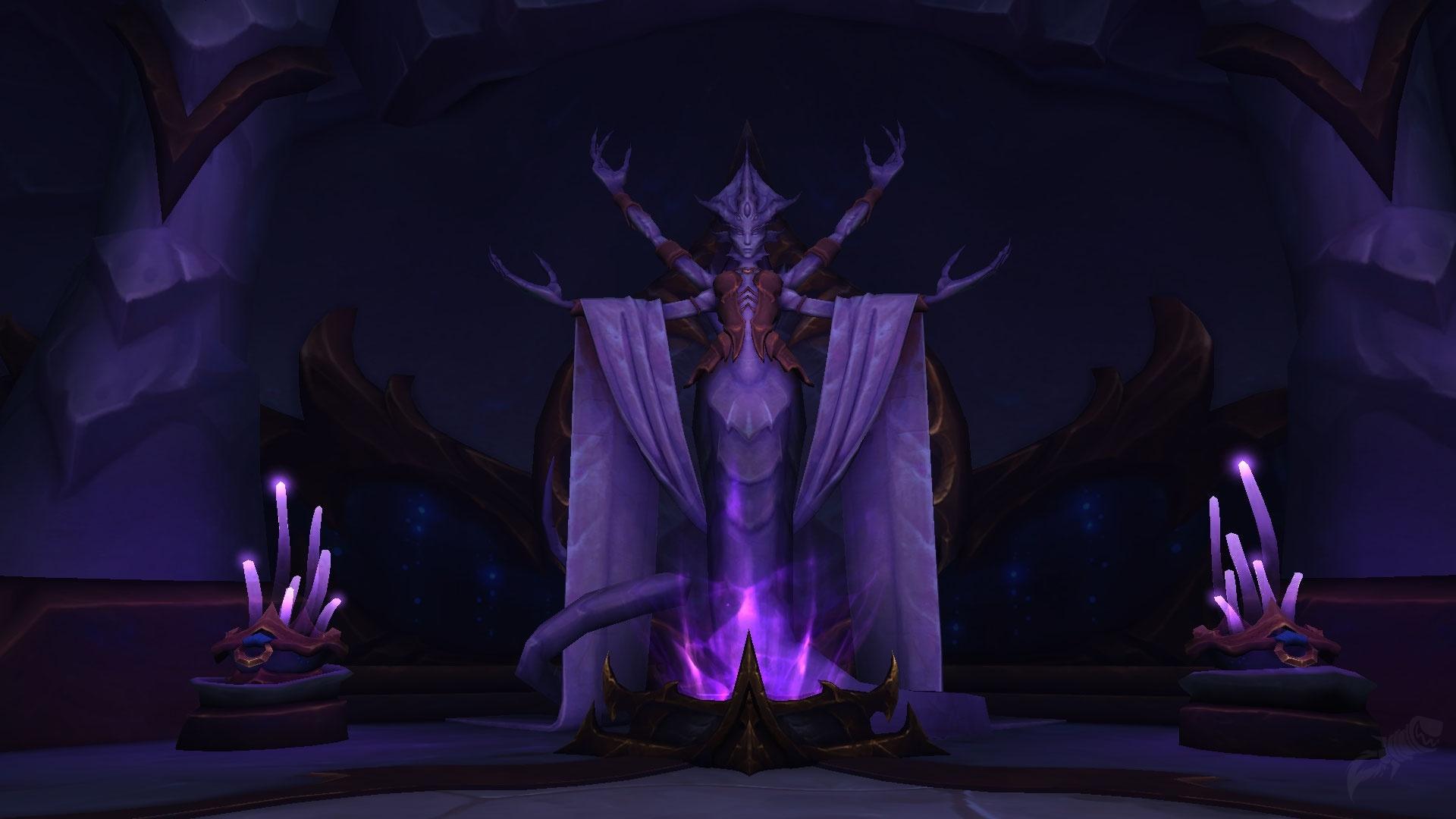 The Eternal Palace - Zone - World of Warcraft