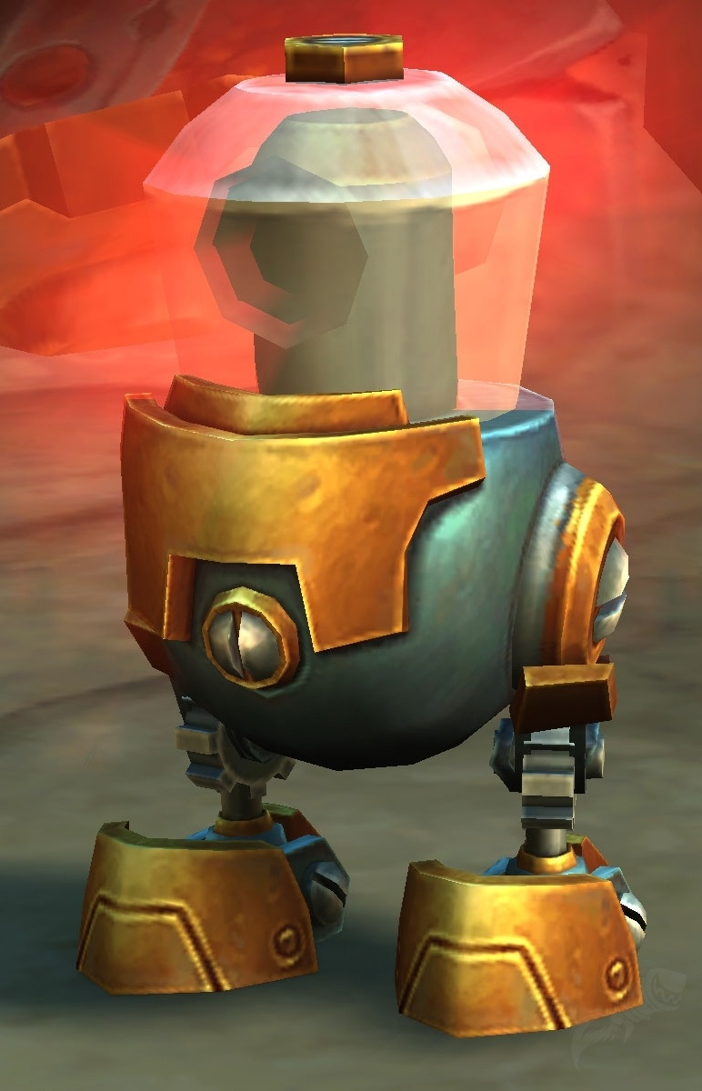 Goldenbot XD - NPC - World of Warcraft