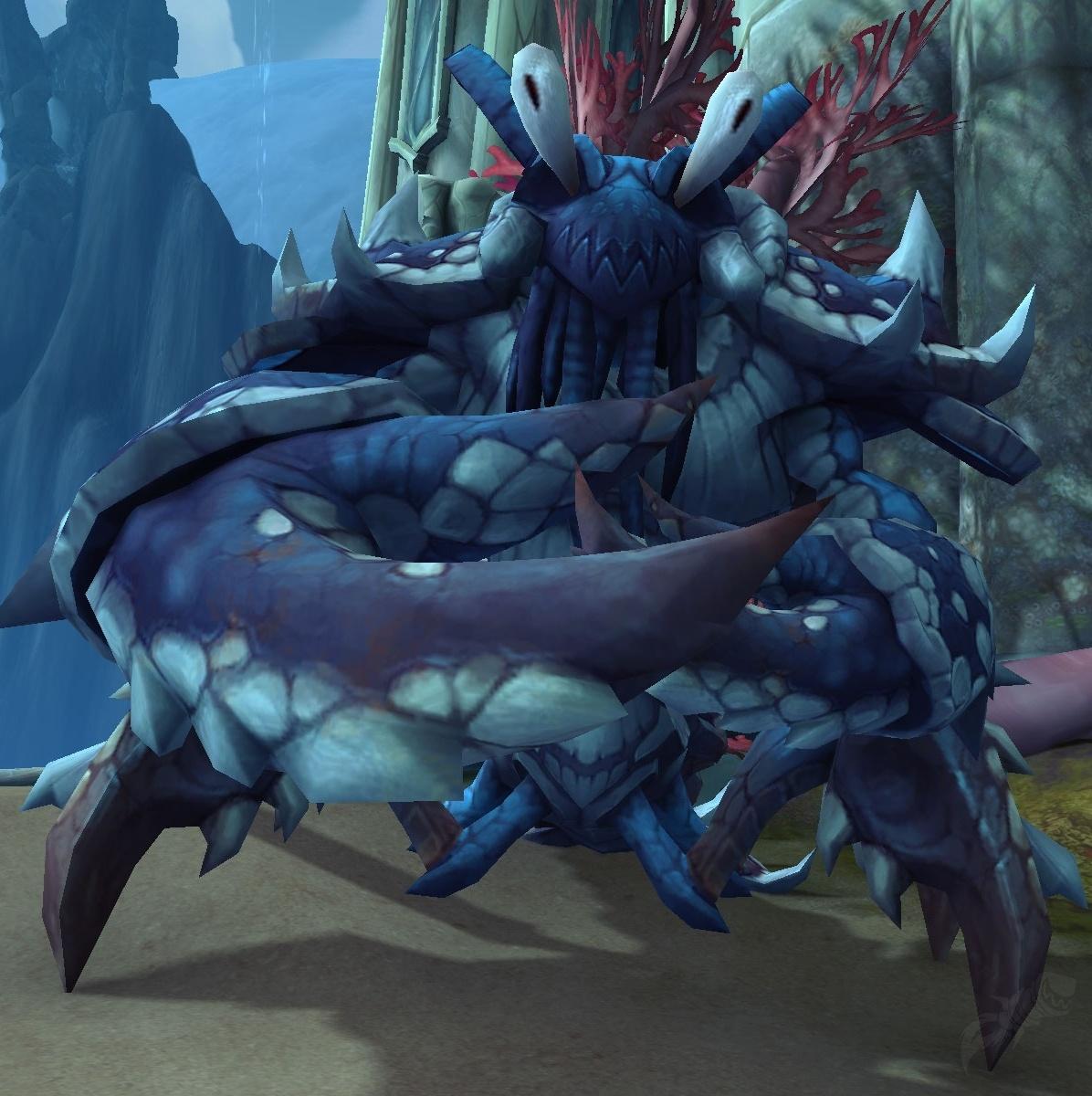 Griffe-marteau kil'karrok - PNJ - World of Warcraft