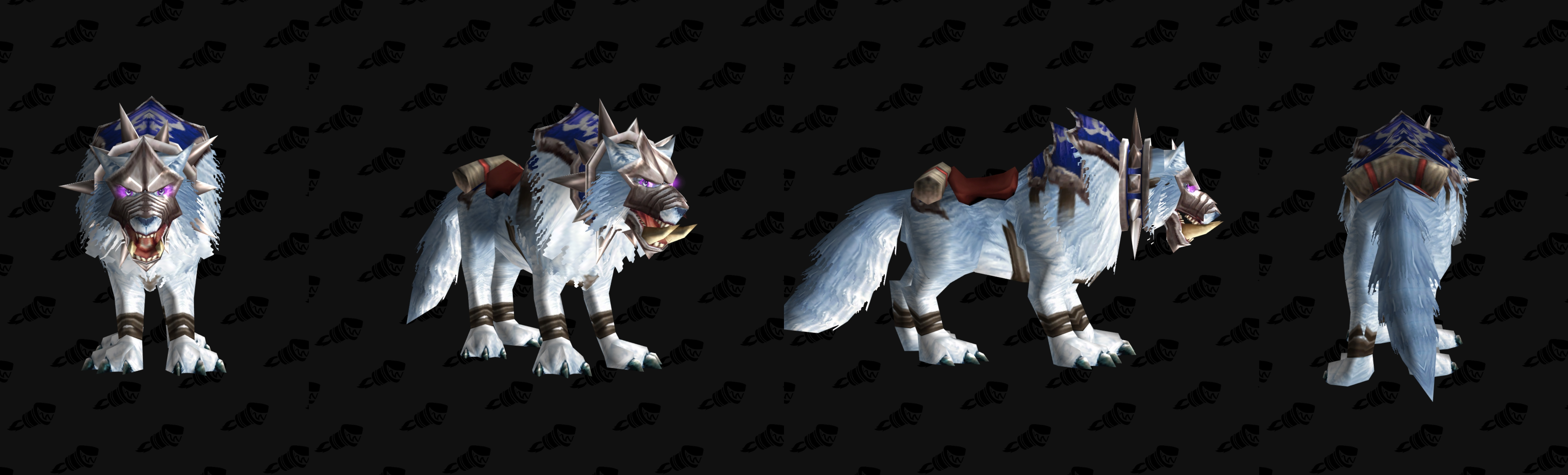 Frostwolf Snarler - 15th Anniversary Mount Preview - Wowhead