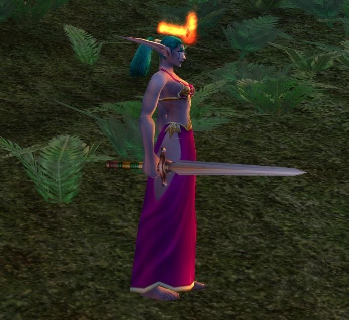 Chromatic Sword - Item - World of Warcraft
