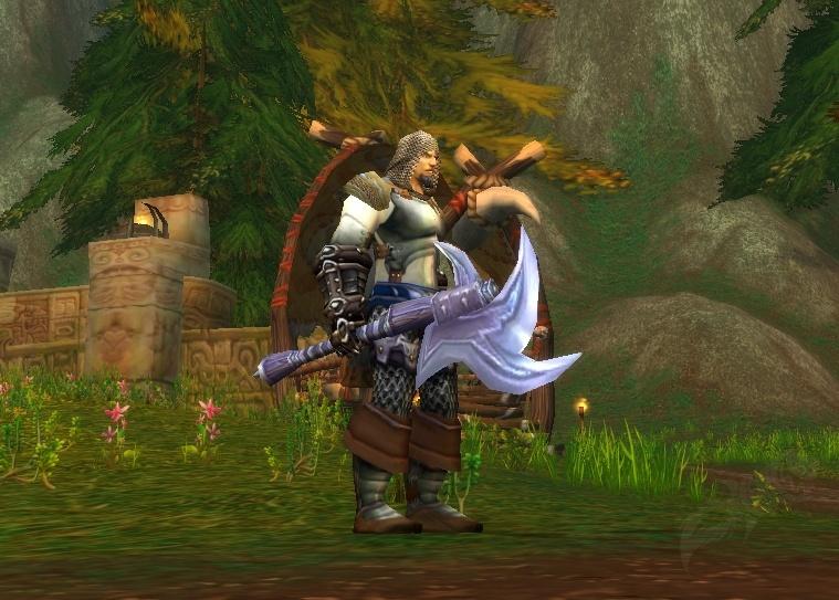 Whirlwind Axe - Item - World of Warcraft