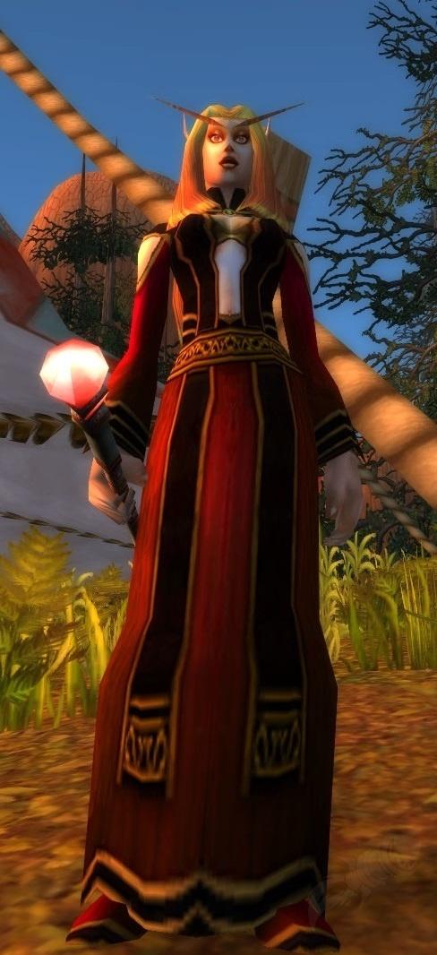 Braelyn Manofuego - PNJ - World of Warcraft