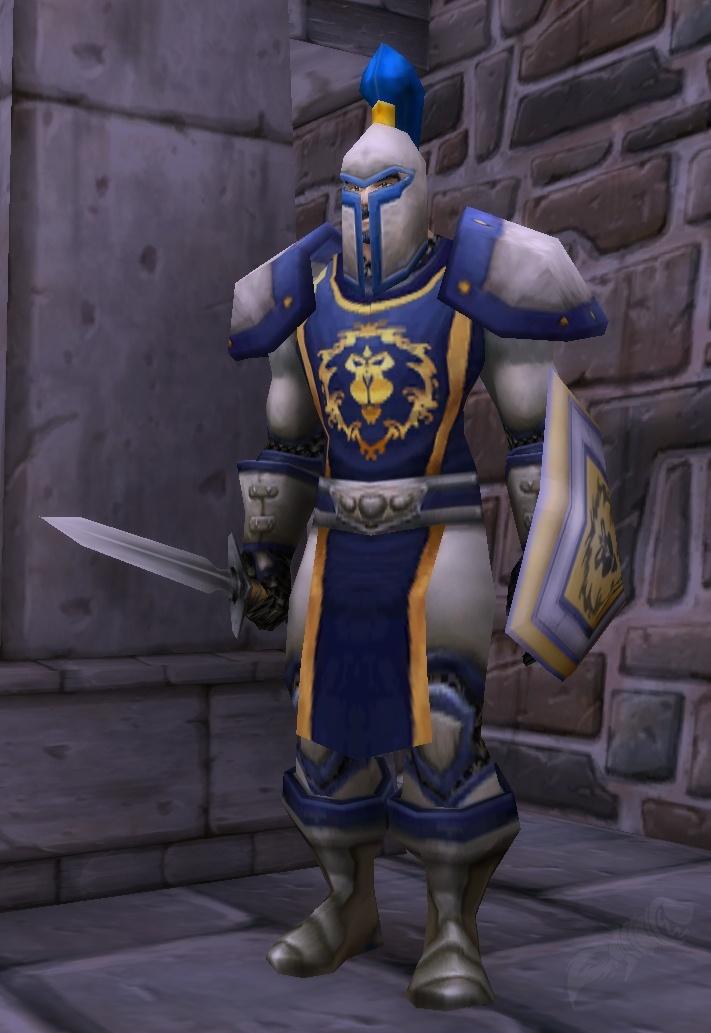 рыцарь штормграда картинки одеть обычный