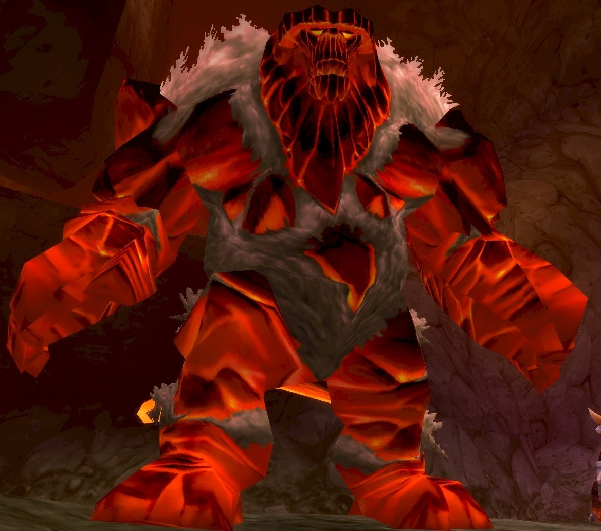 Golemagg the Incinerator - NPC - World of Warcraft