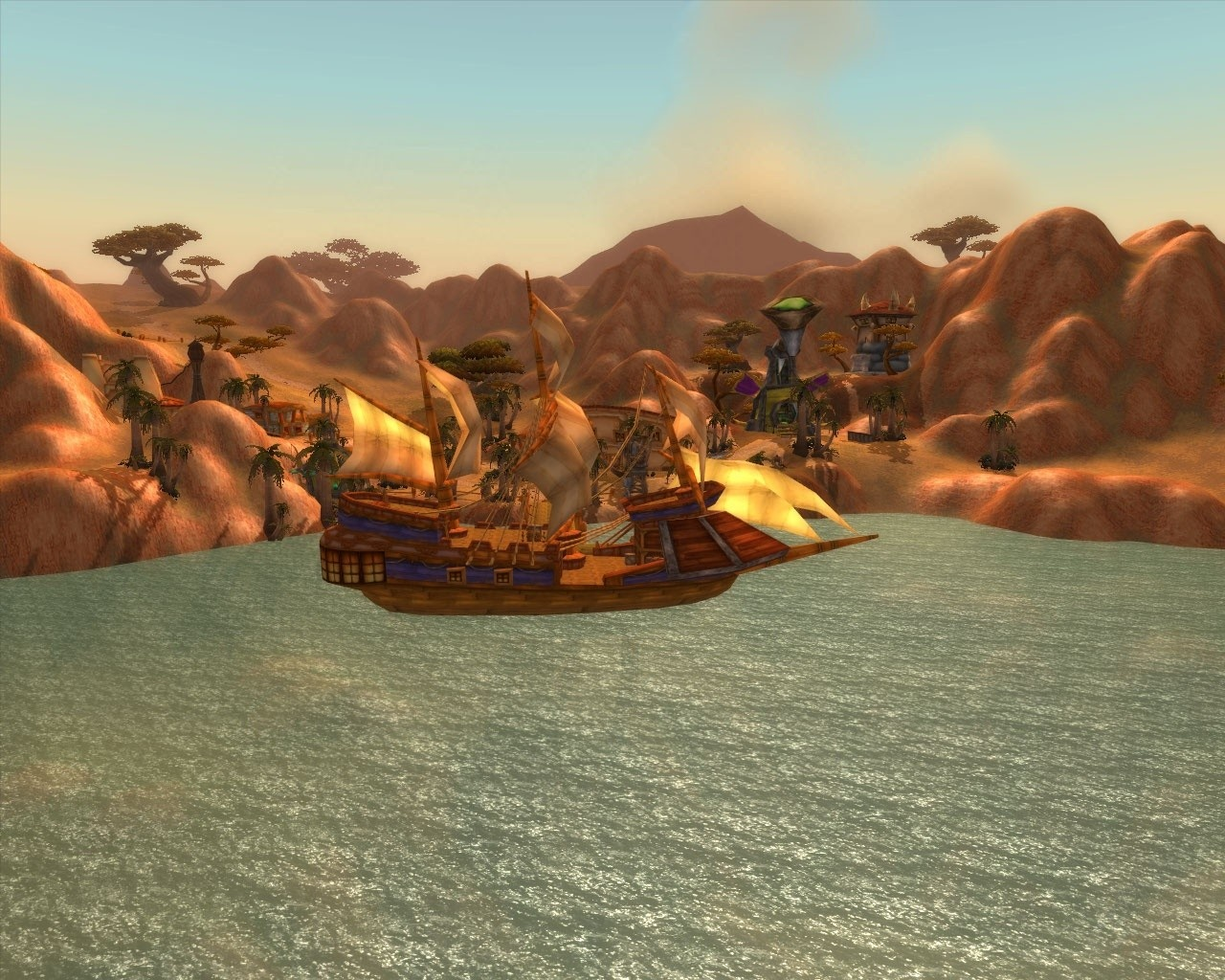 The Barrens Zona World Of Warcraft