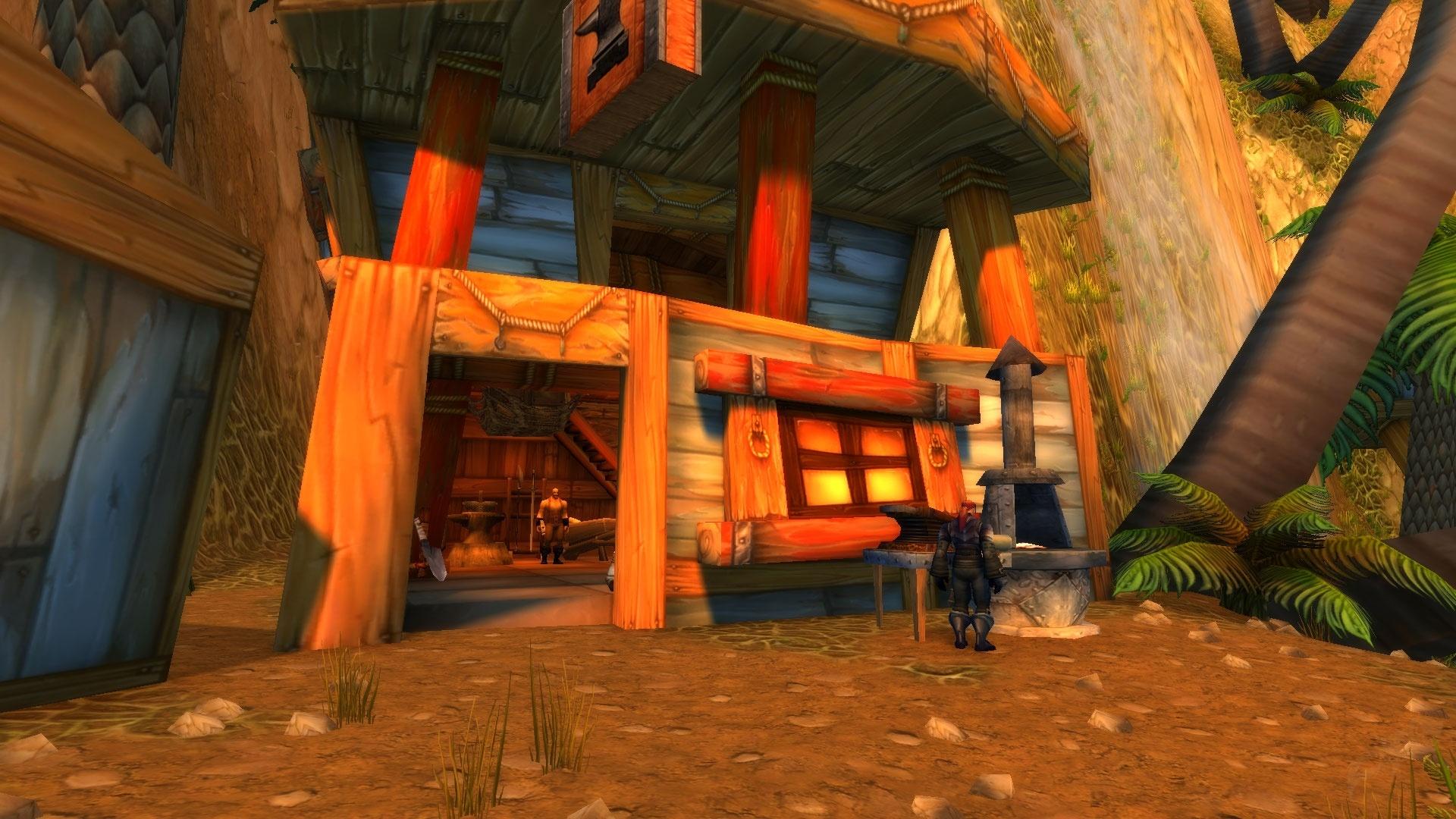 Brikk Keencraft Npc World Of Warcraft