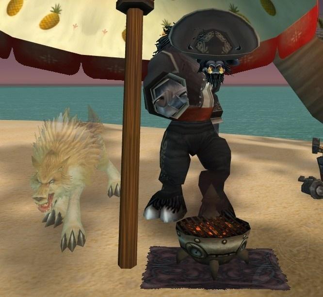 En plus de posséder le plus beau chapeau du jeu, vous serez accompagné d'un coyote