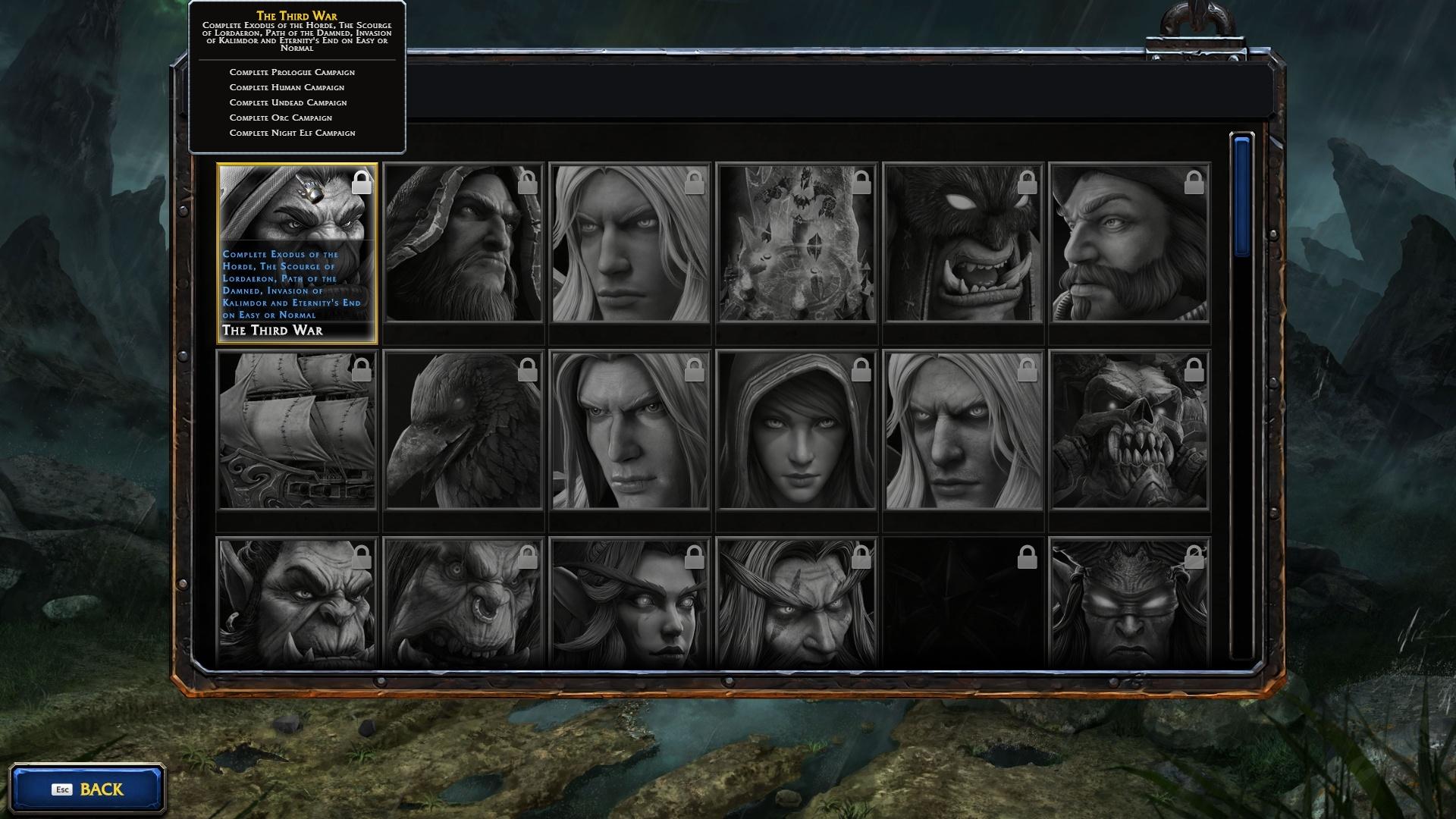 Warcraft Iii Reforged Beta Client Screenshots Wowhead News