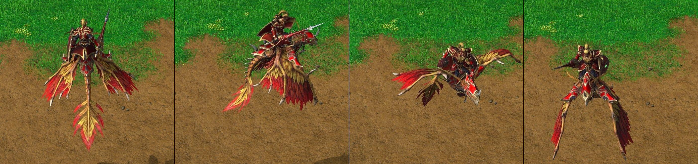 Warcraft Iii Reforged Human Unit Models Wowhead News