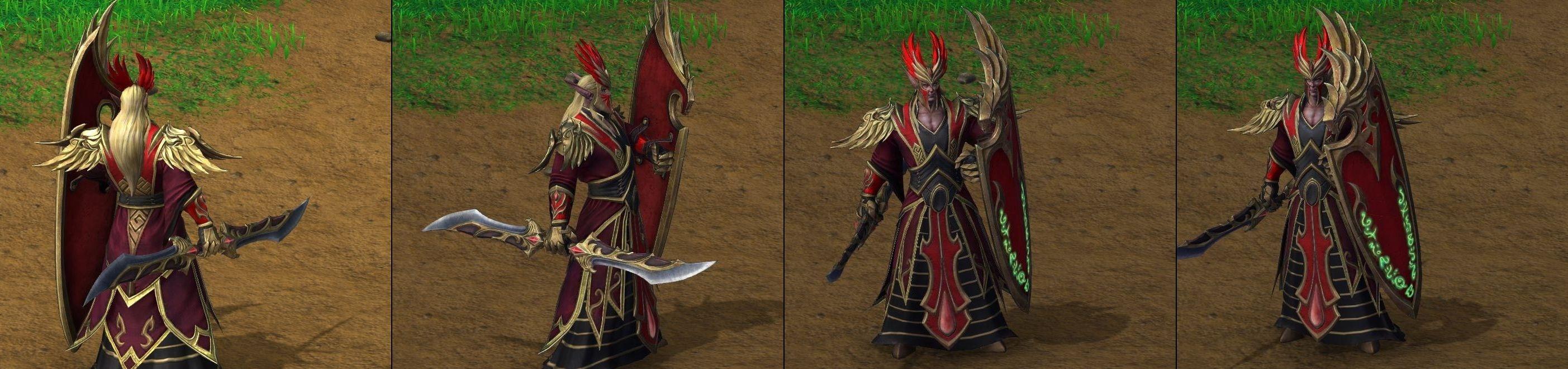 Warcraft Iii Reforged Beta Menu Screenshots Datamined Resetera