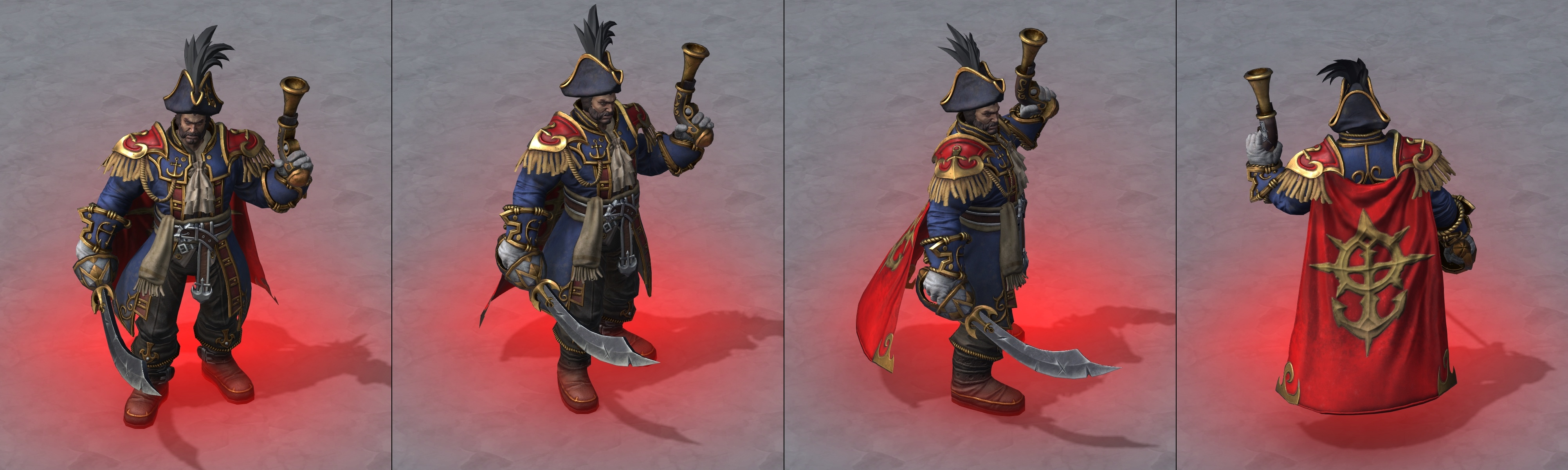 Warcraft Iii Reforged Character Models Arthas Sylvanas Jaina