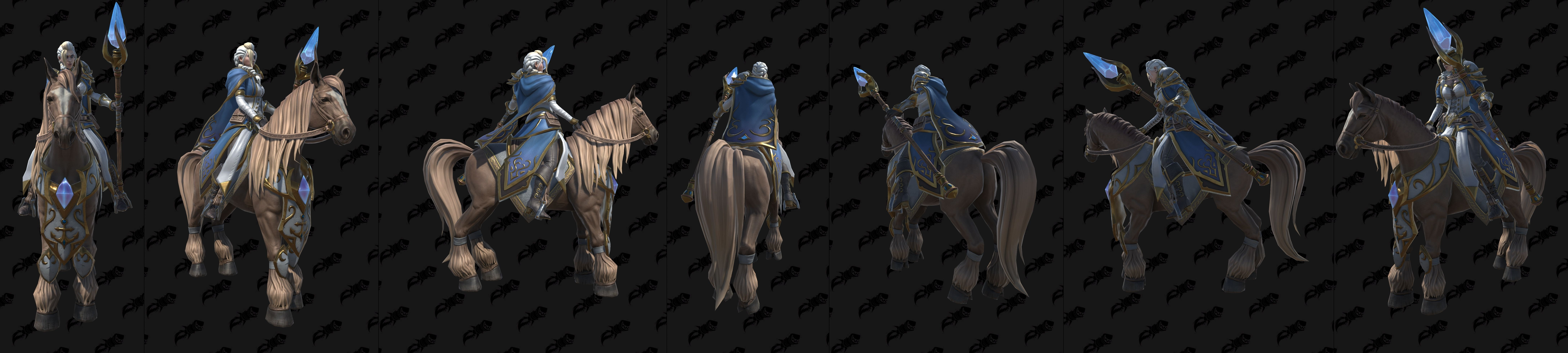 Warcraft Iii Reforged Skins Thrall Champion Of The Horde And