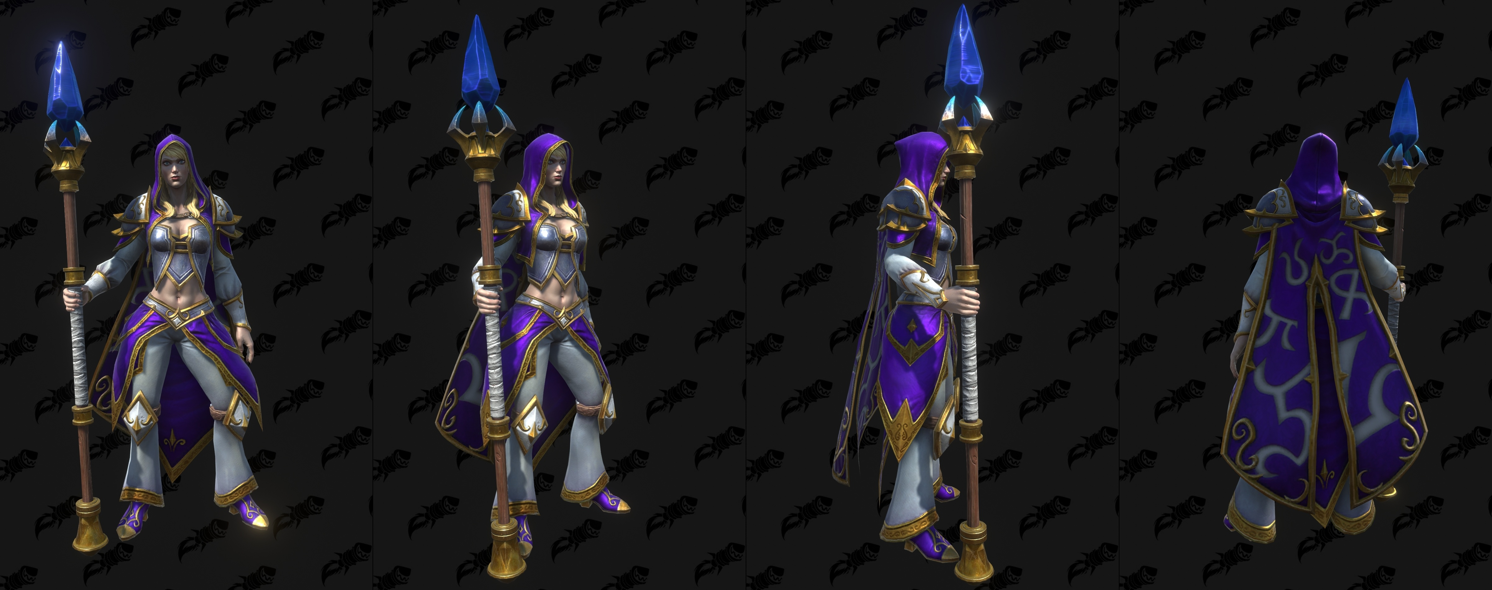 Warcraft Iii Reforged Human Models Arthas With Frostmourne
