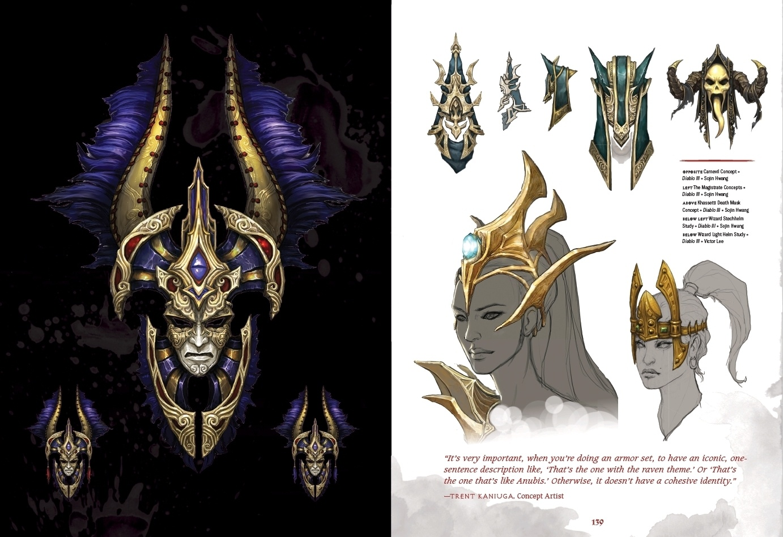 Diablo Original Concept Art