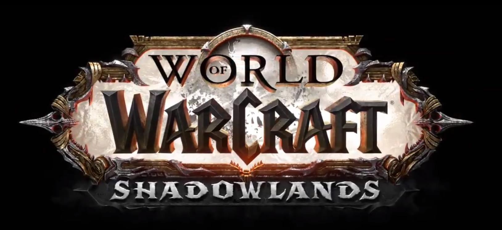 New World Of Warcraft Expansion Revealed Shadowlands - wow shadowlands new models