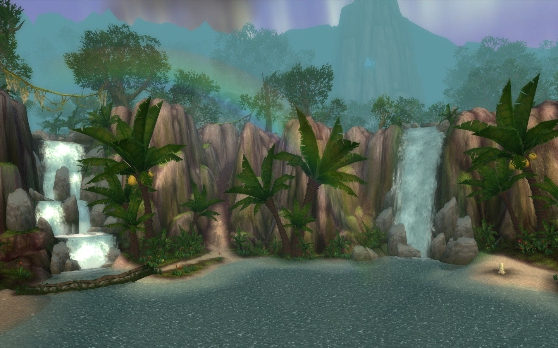 Sholazar Basin Zone World Of Warcraft