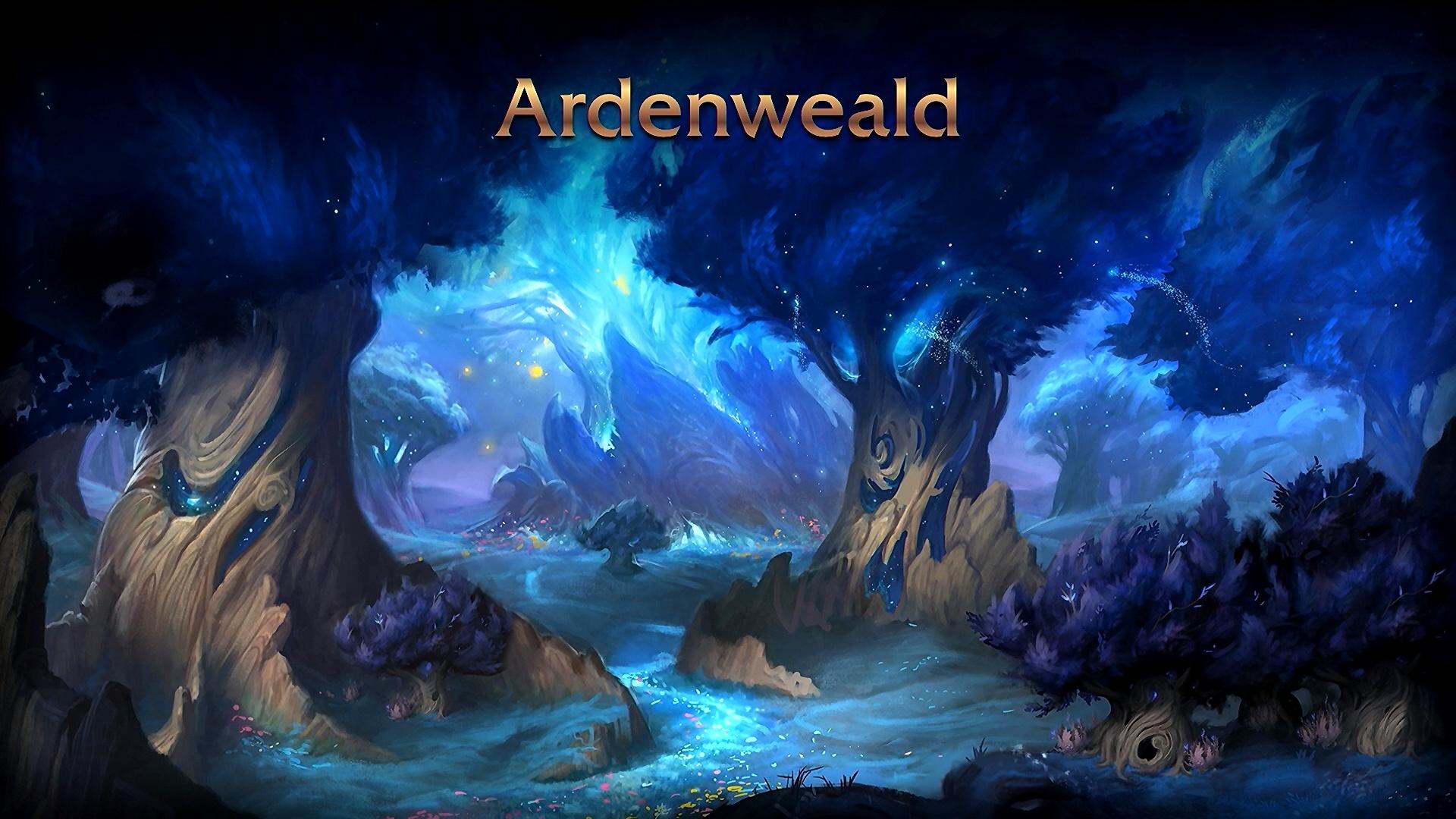 Обзор зон WoW Shadowlands