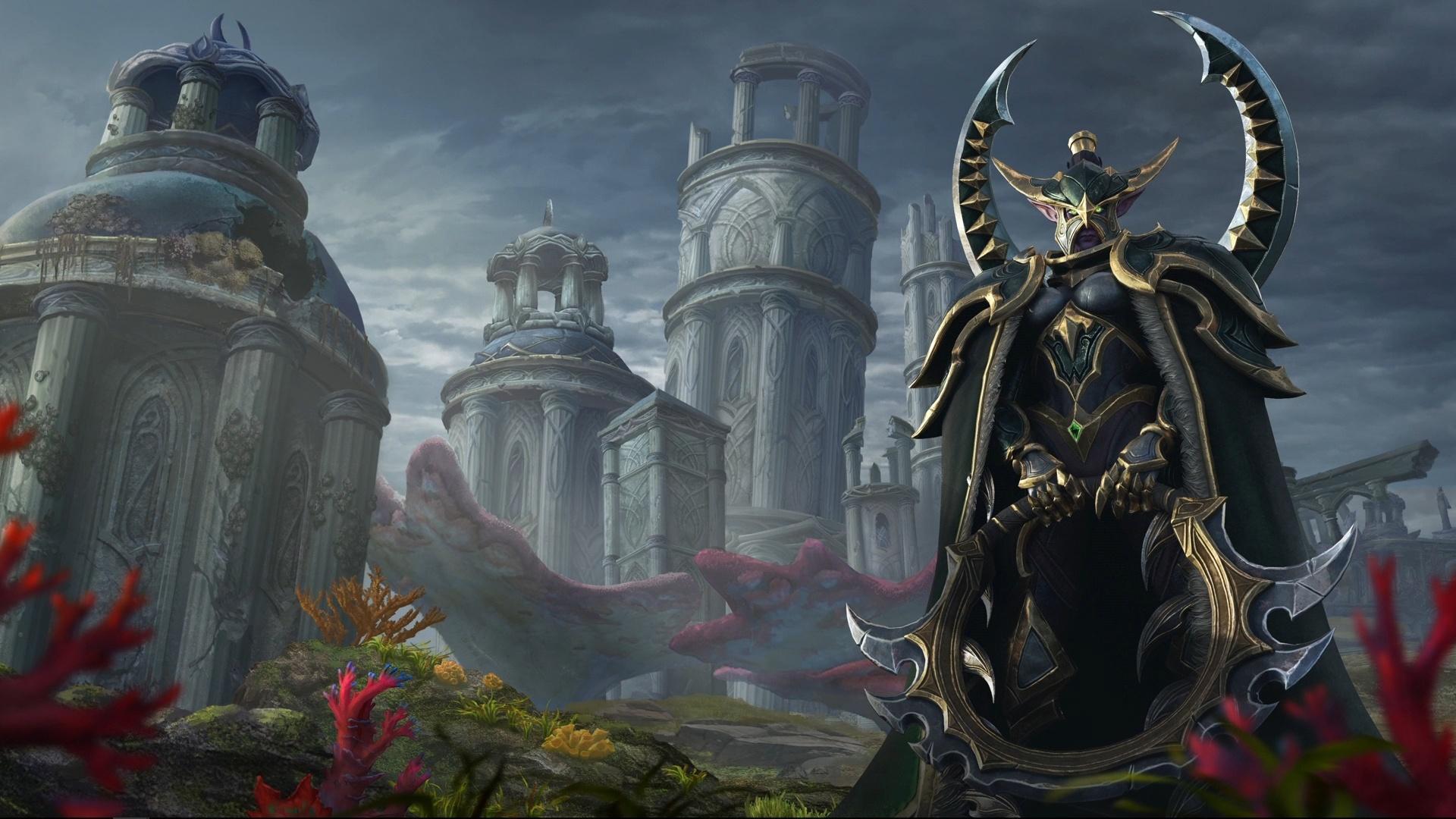 Warcraft Iii Reforged Cinematics And Screencaps Wowhead News