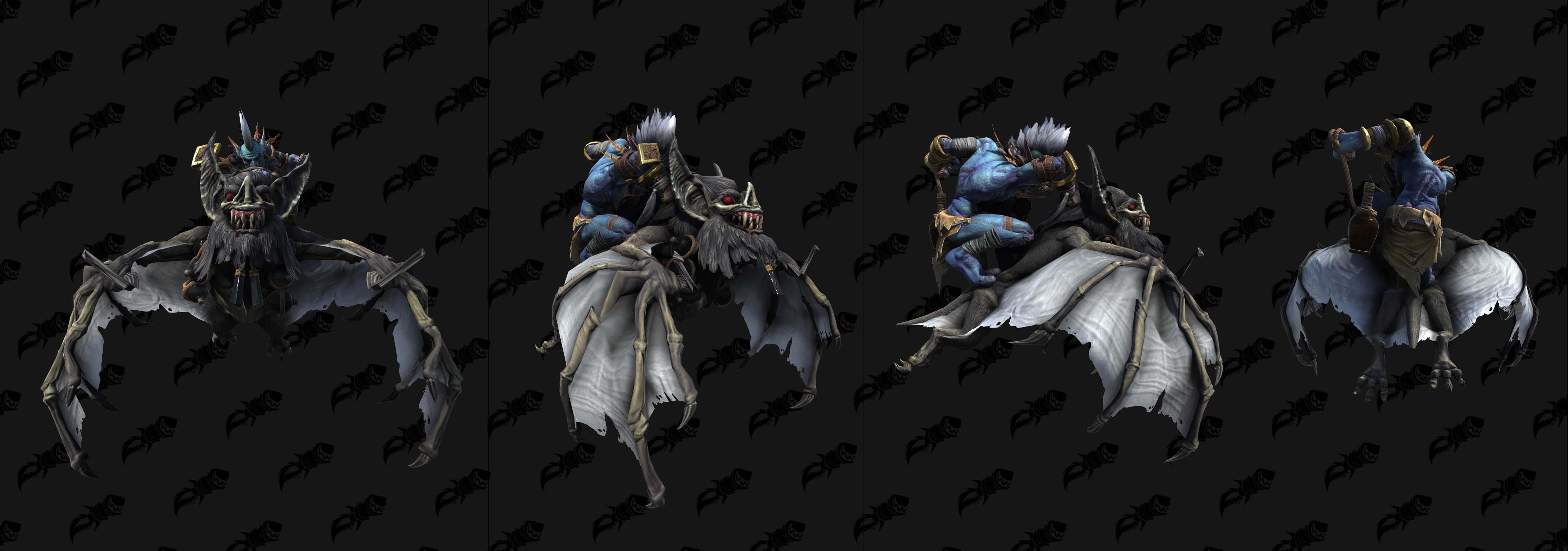 Warcraft Iii Reforged Models Orcs Playable And Special Units
