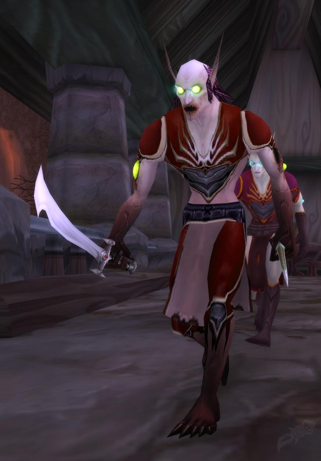 Pfadwanderer Of Npc Getriebener World Warcraft Nnv0m8w