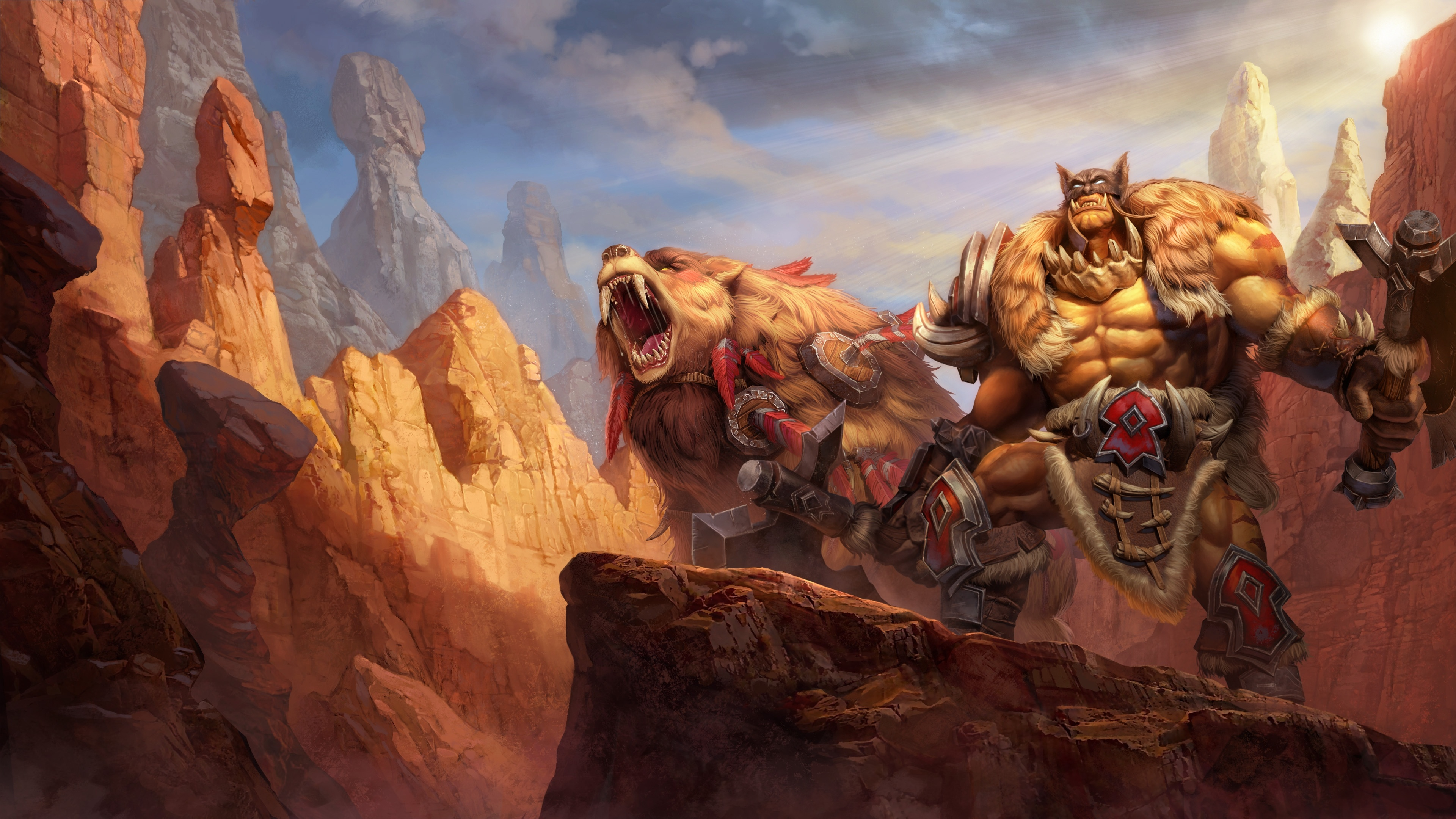 Warcraft Iii Reforged Story Campaign Backgrounds Part 2