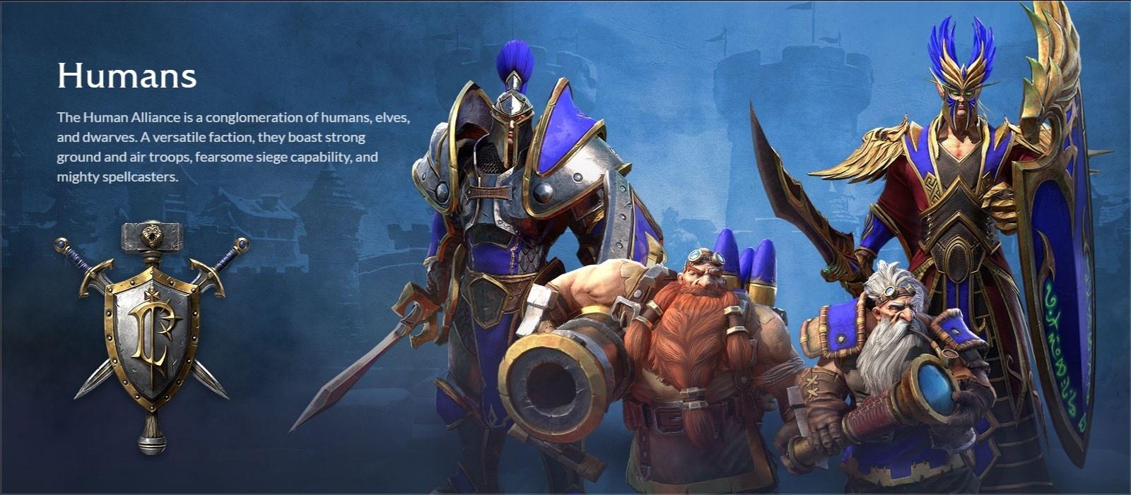 Warcraft 3: Reforged Обзор - Дата выхода, Модели, Кампания