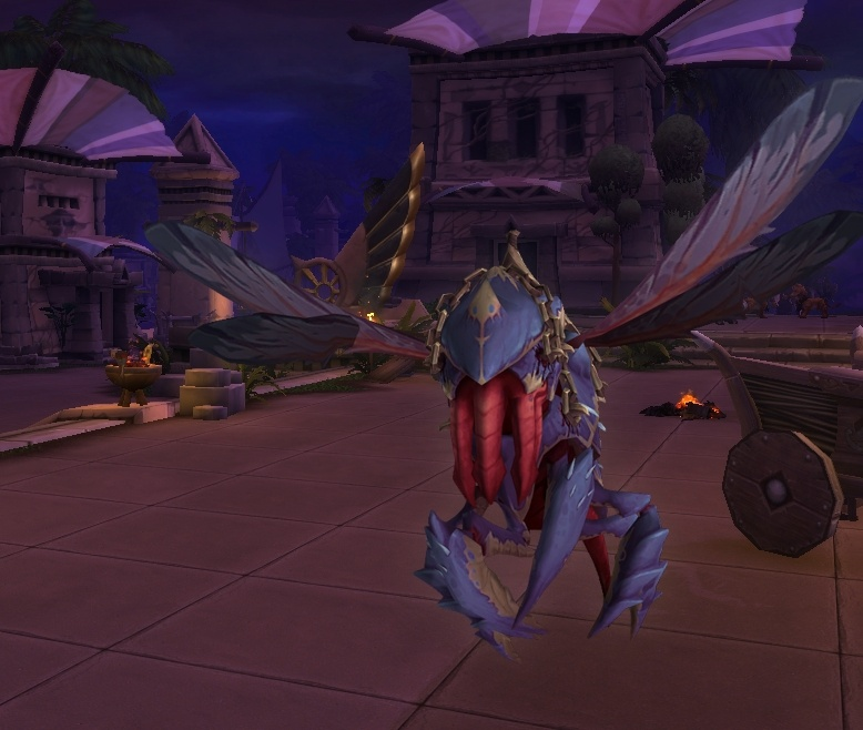Raising The Shadowbarb Drone Mount Pet And Toy Information Guides Wowhead