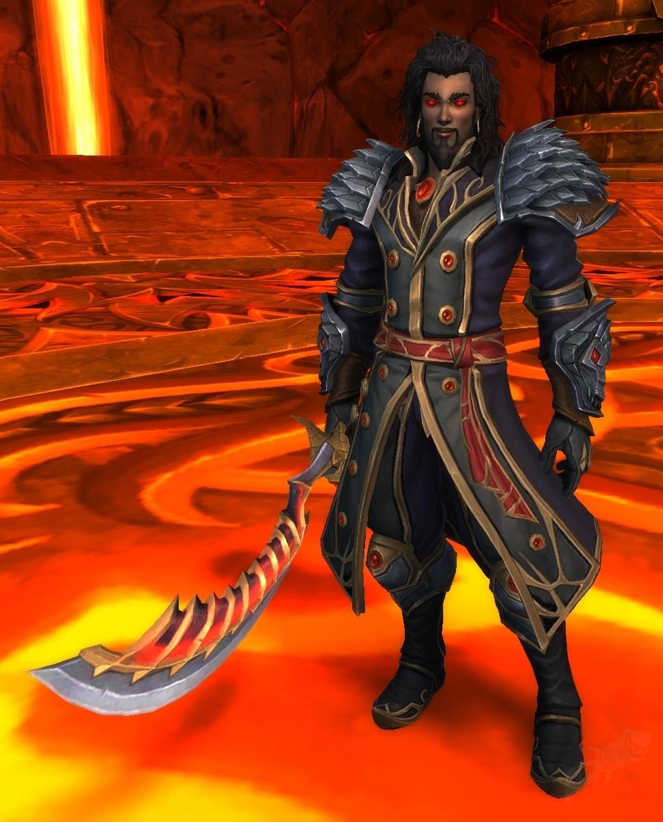 Ako, zaa - world of warcraft
