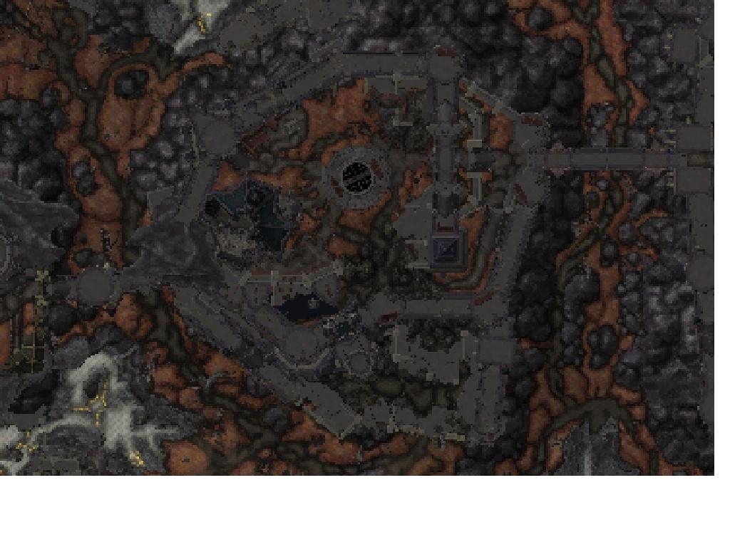 Альфа Shadowlands, сборка 33978: новые карты