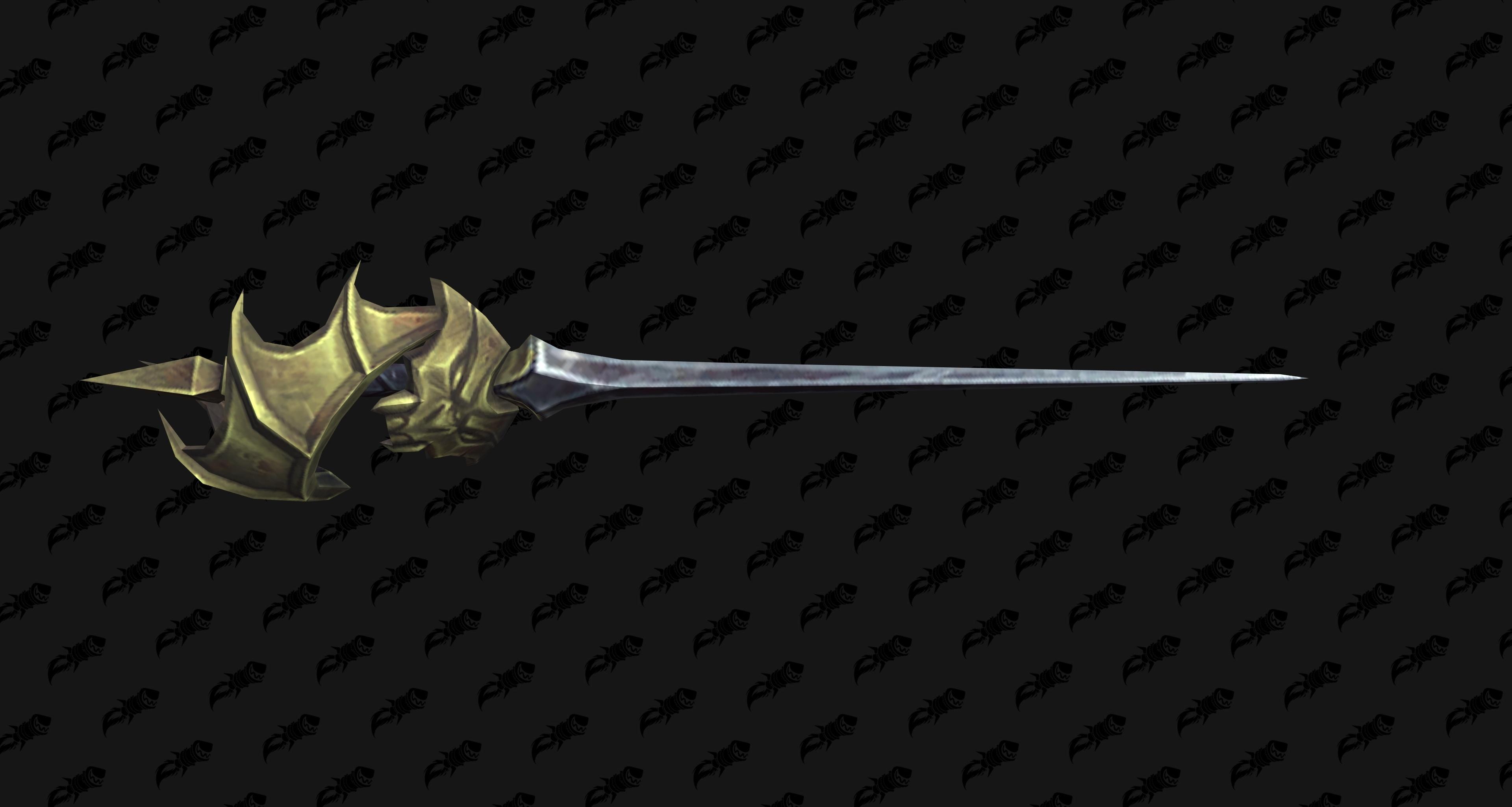 Альфа Shadowlands, сборка 33978: новые модели оружия