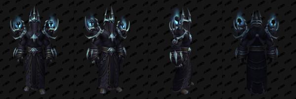 Легендарные предметы Shadowlands: создание, улучшение, получение свойств