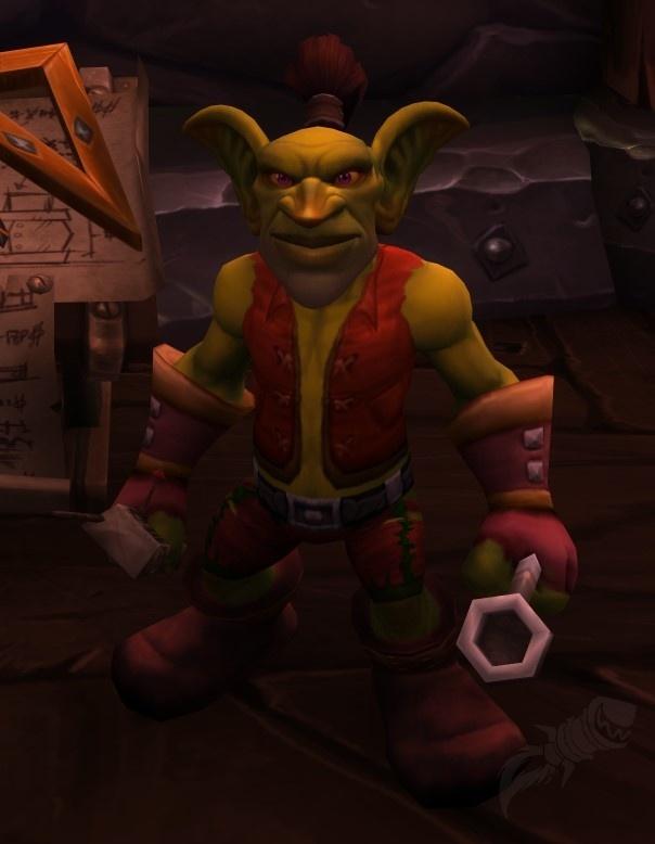 Gazlowe Npc World Of Warcraft Wp and funny moments hots hogger: gazlowe npc world of warcraft