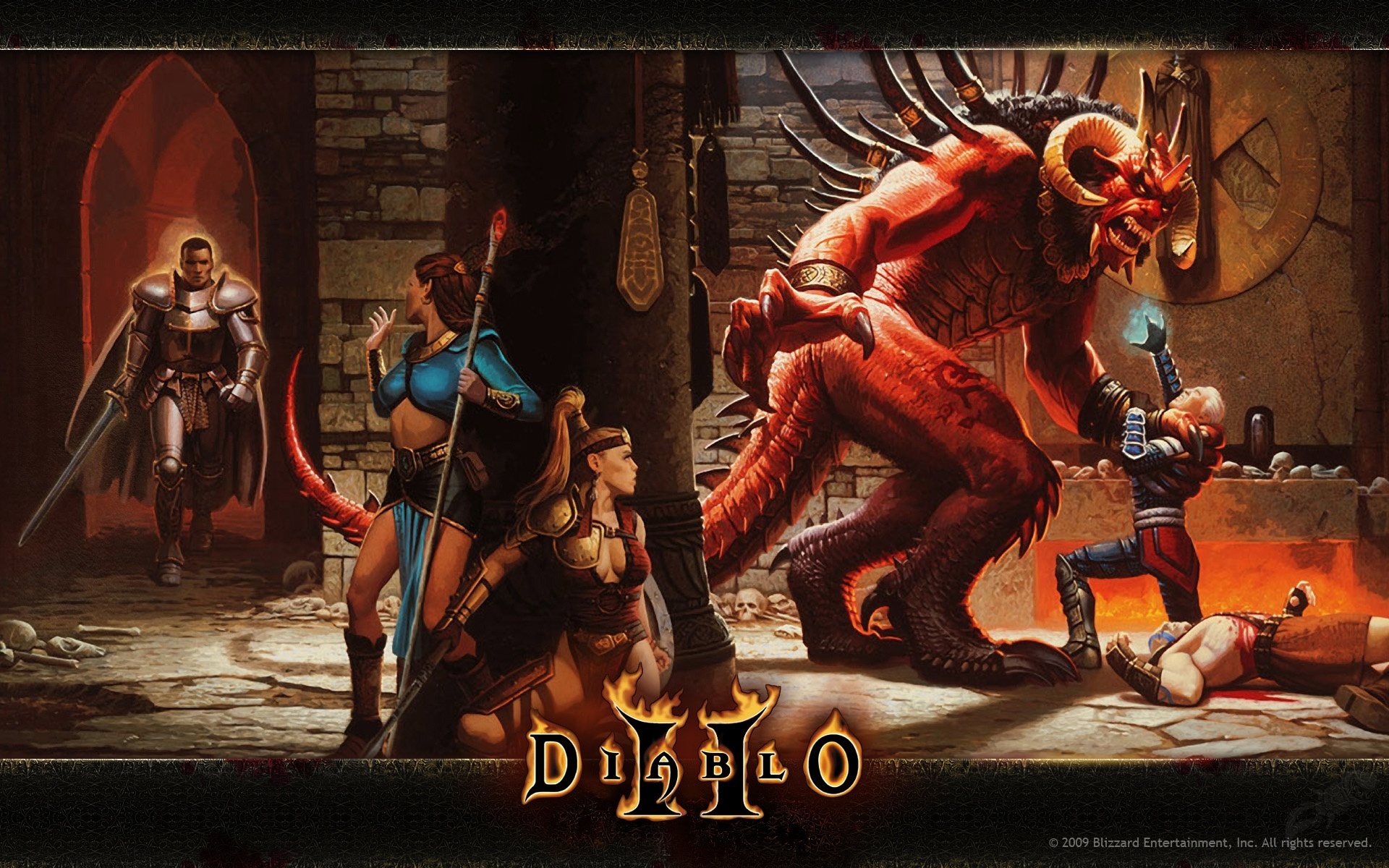 Diablo 2 Resurrected Potential Remaster Coming Late 2020