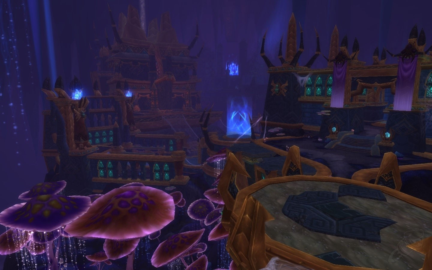 Ahnkahet The Old Kingdom Zone World Of Warcraft