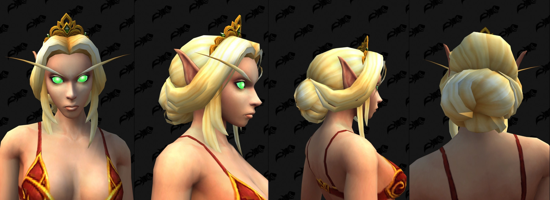 New Blood Elf Character Customization Options in Shadowlands - Guides -  Wowhead